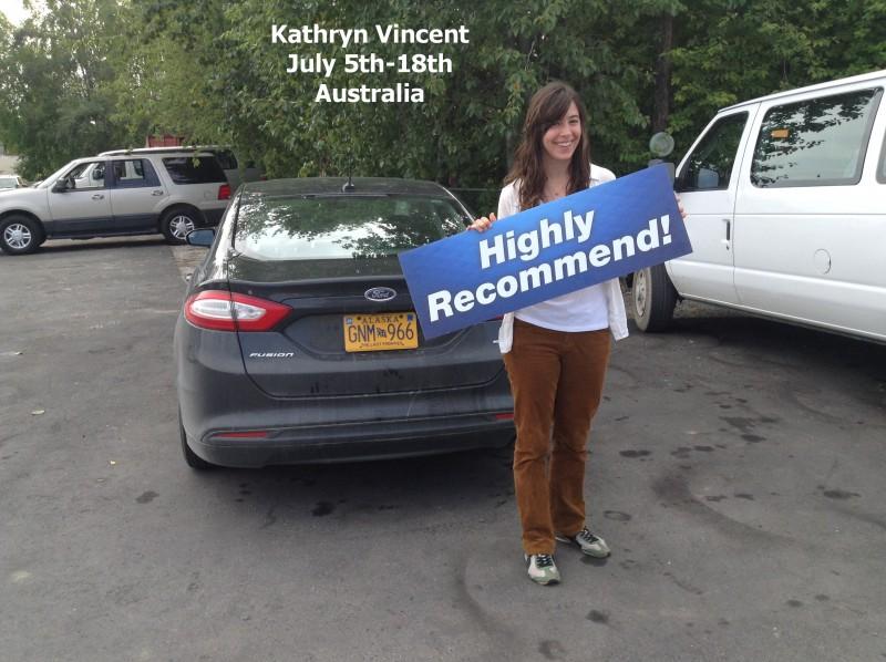 Kathryn Vincent