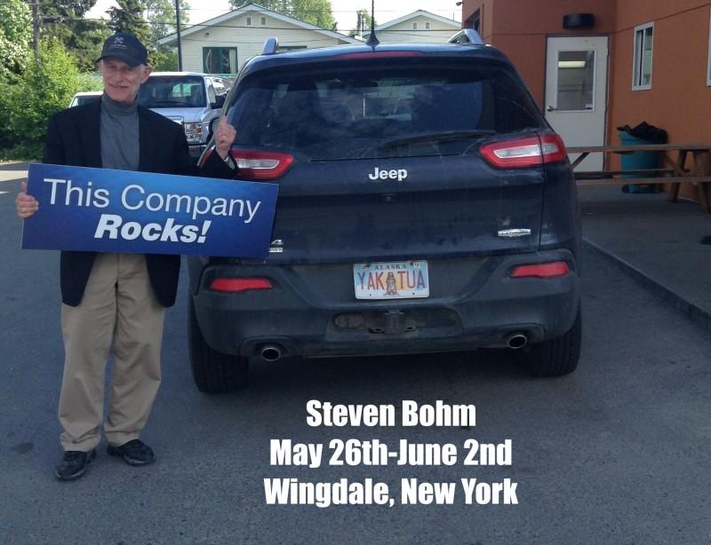 Steven Bohm