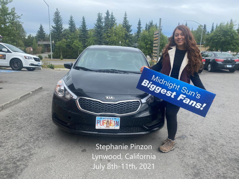 Stephanie Pinzon